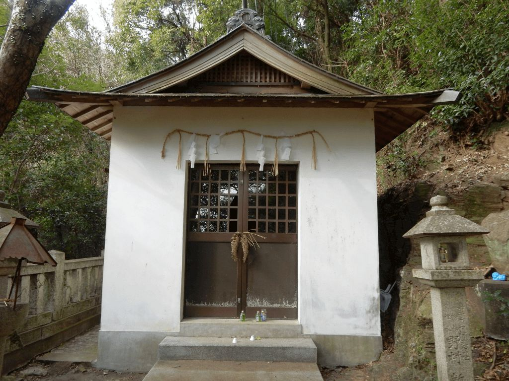 金長神社本宮