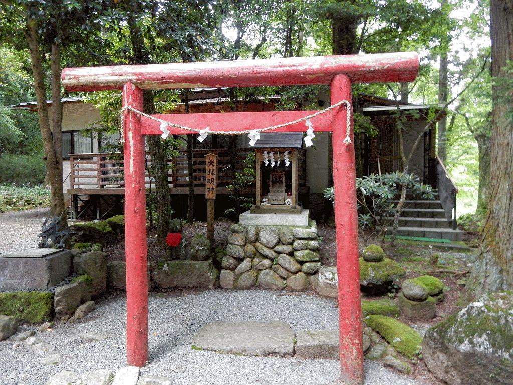 犬塚明神社